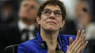 Глава ХДС Аннегрет Крамп-Карренбауэр не намерена выдвигаться на пост канцлера - AFP