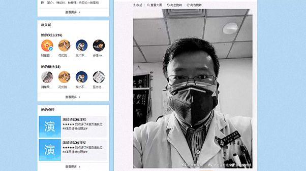 وفاة الطبيب المبلغ عن كورونا تثير حزن الصينيين وتشعل غضباً يربك السلطات