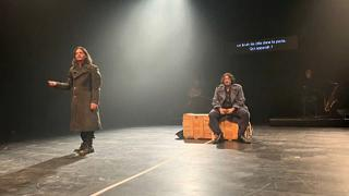 Iranian-Israeli play explores human connections in wartime