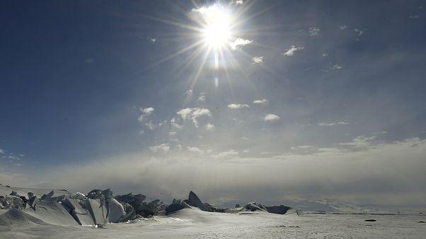 Ανταρκτική: Η χθεσινή Πέμπτη, η πιο ζεστή μέρα από το 1961