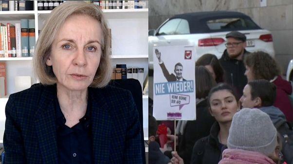 """""""Dass Merkel sich eingemischt hat, ist skurril"""", meint Prof. Münch"""