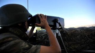 TSK'nın Suriye'deki gözlem noktası