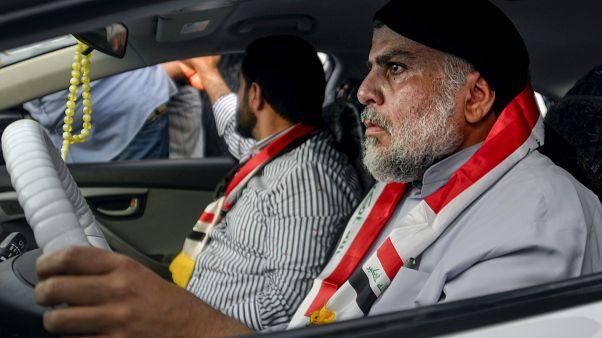 الزعيم الشيعي مقتدى الصدر