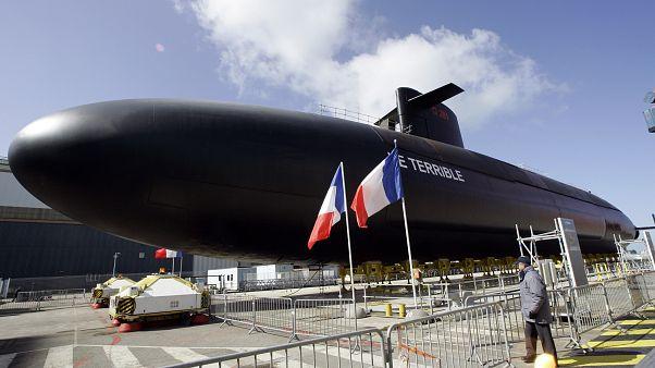 زیردریایی اتمی فرانسه