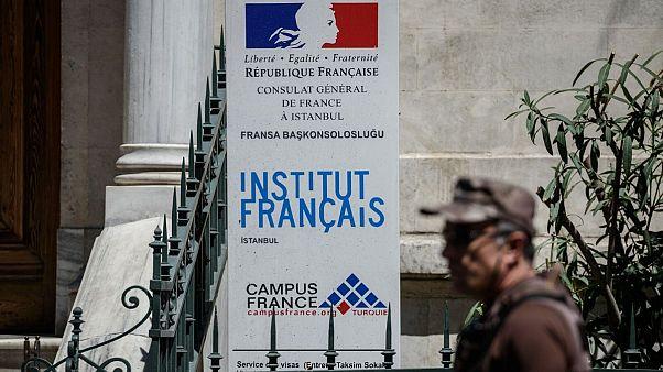 سخنگوی جیشالاسلام سوریه با ویزای دانشجویی به فرانسه آمده بود