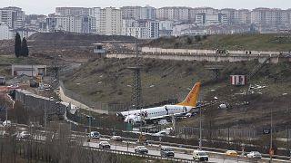 Pegasus Havayolları uçağı enkazı - Sabiha Gökçen