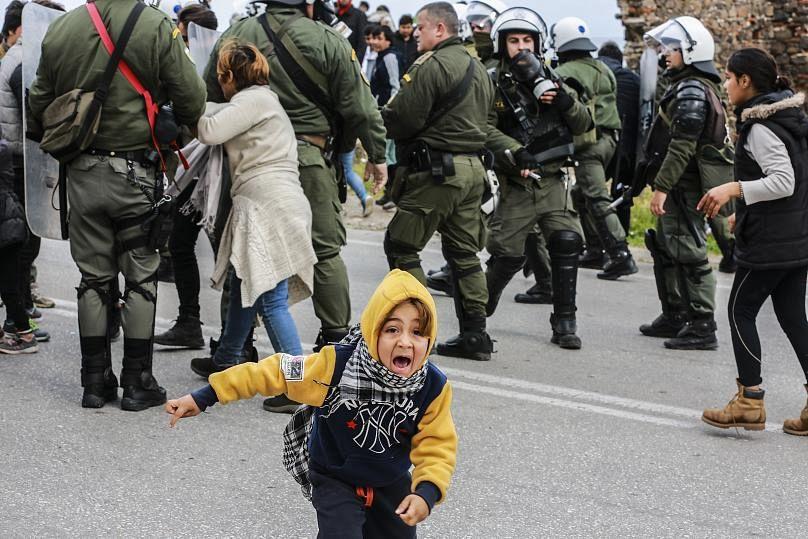 Manolis Lagoutaris/AFP