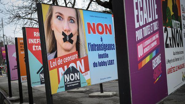 سوئیس جرم انگاری همجنسگراهراسی را به همهپرسی میگذارد