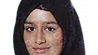 This undated photo released by the Metropolitan Police of London, shows Shamima Begum.
