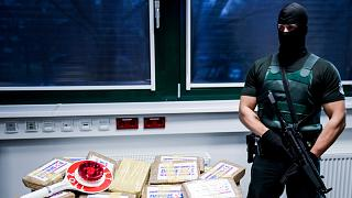 Almanya'da ele geçirilen uyuşturucu miktarı arttı