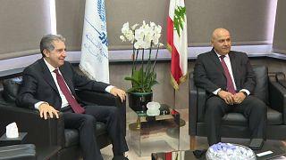 وفد من البنك الدولي يلتقي وزير المال اللبناني ويدعو الحكومة لتطبيق برنامج إصلاحات