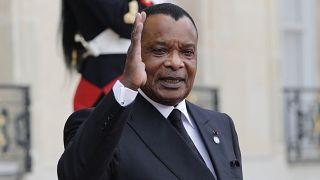 Kongo Devlet Başkanı Denis Sassou Nguesso