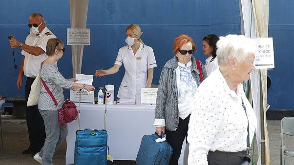 Новый коронавирус продолжает распространяться в Европе
