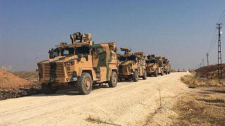 MSB: Barış Pınarı Harekatı Bölgesi'nde 4 asker yaralandı, 1 asker hayatını kaybetti