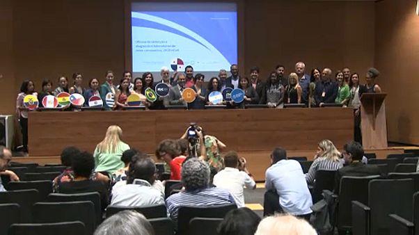 Koronavírus: Latin-Amerika és Afrika tiszta