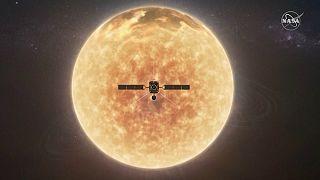 مدارنورد خورشید «سولار اوربیتر» راهی فضا میشود