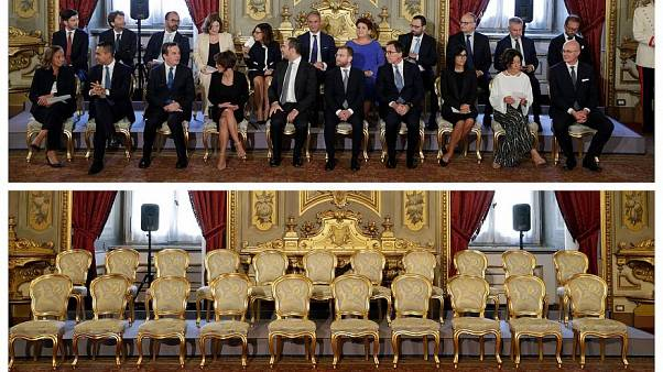 Italian government employs 30 junior ministers with no official role