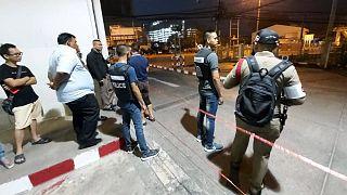 سربازی در تایلند حاضران در مرکز خرید را به رگبار گلوله بست؛ حداقل ۲۰ کشته