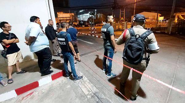 Tayland'da firar edip 26 kişiyi öldüren asker saklandığı alışveriş merkezinde vuruldu