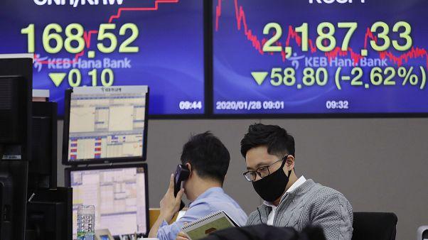 Koronavirüsünün Çin ekonomisini nasıl etkileyeceği tartışılıyor. Uzmanlara göre Türkiye'nin milli geliri artacak.