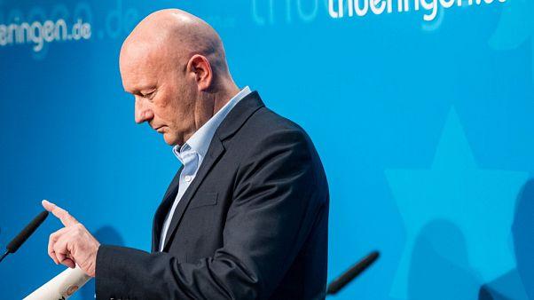 Mit sofortiger Wirkung: Kemmerich tritt als Ministerpräsident Thüringens zurück