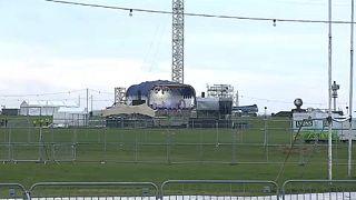 """""""Ciara"""" verhindert Eröffnungsfeier von Galway 2020"""