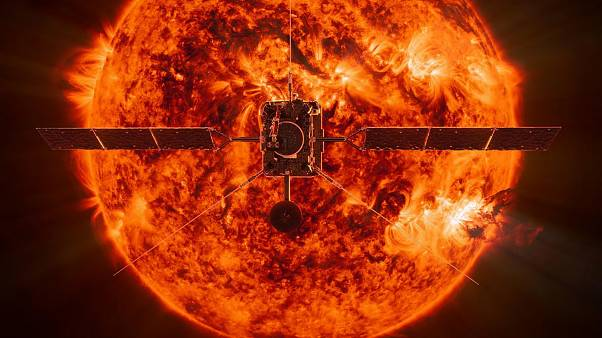 NASA, ESA Launch Solar Orbiter Toward Sun's Poles