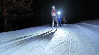 364 cross-country skiers enjoy Moonlight Classic