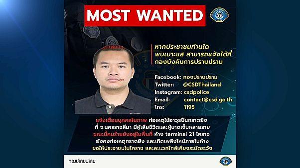 Un soldado tailandés provoca una matanza