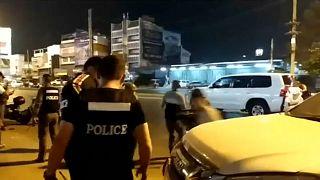 Стрельба в Таиланде: десятки погибших и пострадавших