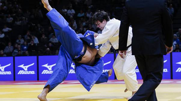 Home Favourite Wins Gold at Paris Grand Slam