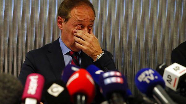Szexbotrány: lemondott a francia sportvezető