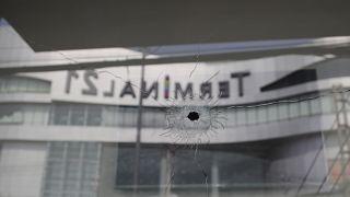 Soldado que matou 26 pessoas a tiro foi abatido pela polícia