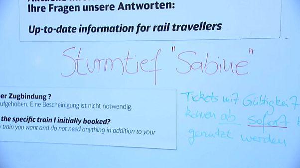 """Wegen """"Sabine"""": Rheinisches Derby Mönchengladbach - Köln abgesagt"""