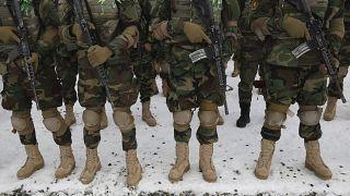 مقتل عسكريين أمريكيين على يد جندي أفغاني