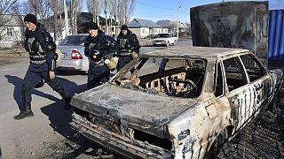 Háború egy kazah faluban – 8 halott