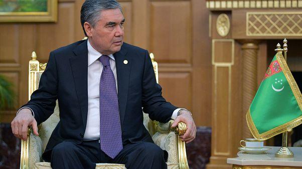 Türkmenistan Devlet Başkanı Gurbangulu Berdimuhamedov