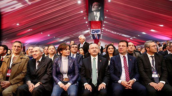 Cumhuriyet Halk Partisi (CHP) İstanbul İl Başkanlığı 37. Olağan İl Kongresi