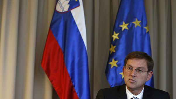 Slovenya Dışişleri Bakanı Cerar