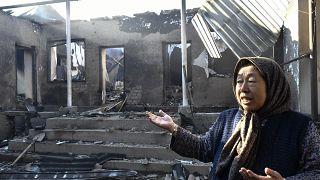 نزاع مسلحانه قزاقها و دونقانها در قزاقستان؛ دهها نفر کشته و زخمی شدند