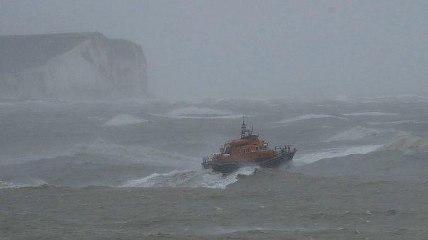 قبالة الشواطئ البريطانية
