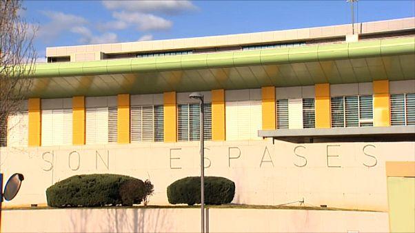 Hospital de Palma donde está ingresado el paciente