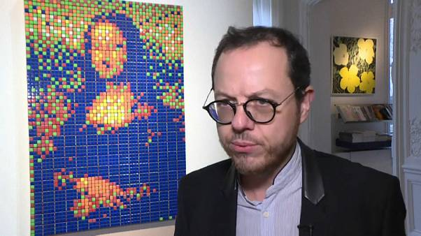 "Мона Лиза в стиле ""рубикубизм"" уйдет с молотка"