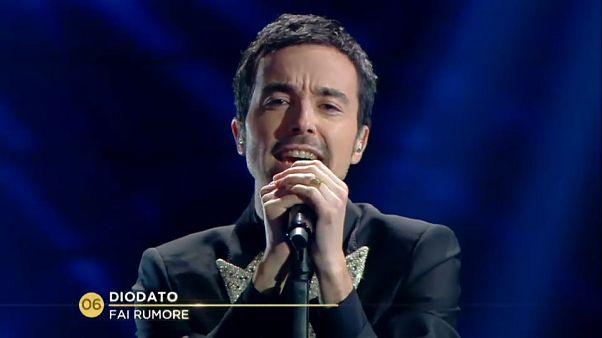 Antonio Diodato conquista San Remo y 'saca el billete' para Eurovisión