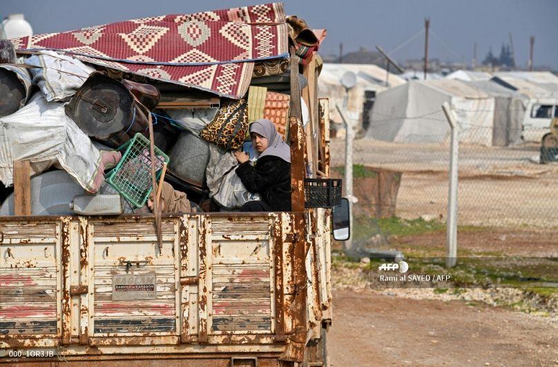 RAMI AL SAYED / AFP