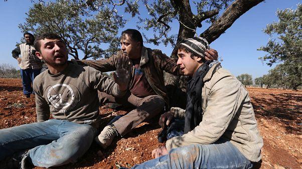 Folytatódik a szír kormányerők előrenyomulása