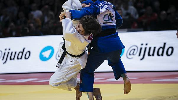 Judo Grand Slam Paris 2020 -  Henk Grol gewinnt Gold