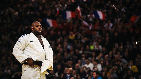 شکست تدی رینز افسانه ای در رقابت های جودو گرند اسلم پاریس