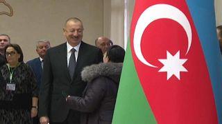 Nem jött be az azeri elnök terve