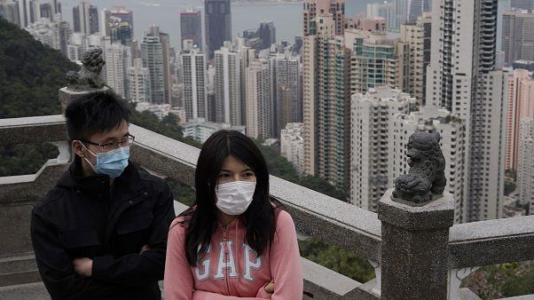 Coronavirus: 908 Tote in China und viele Fieberkontrollen